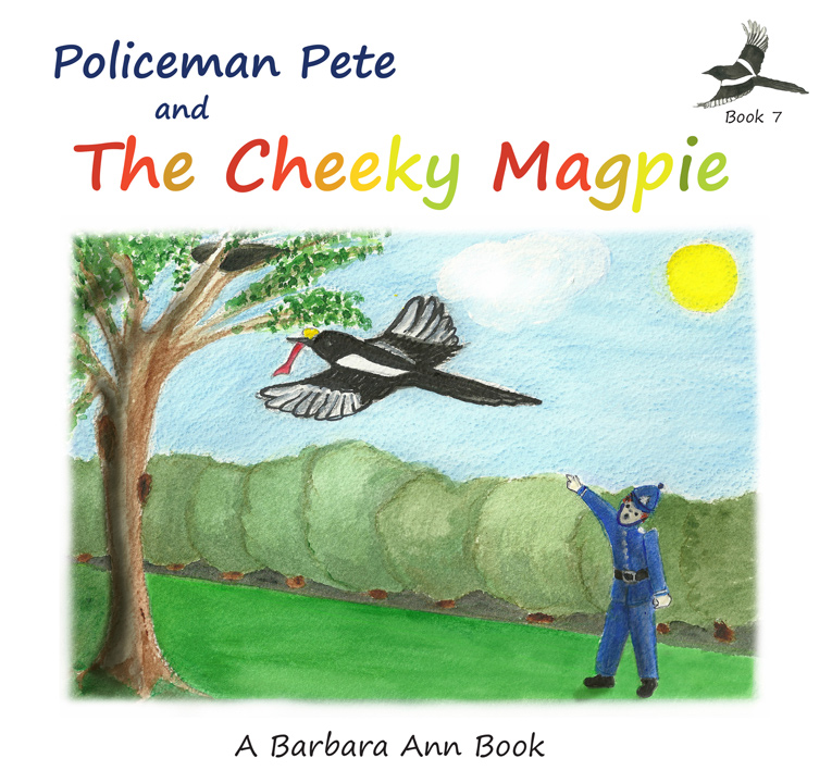 Policeman Pete and the Cheeky Magpie