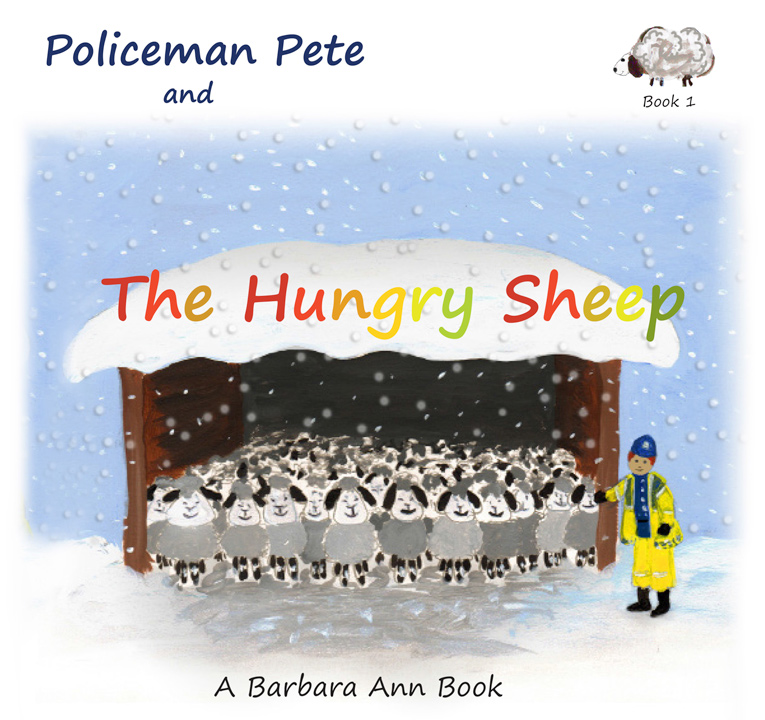 Policeman Pete and the Hungry Sheep